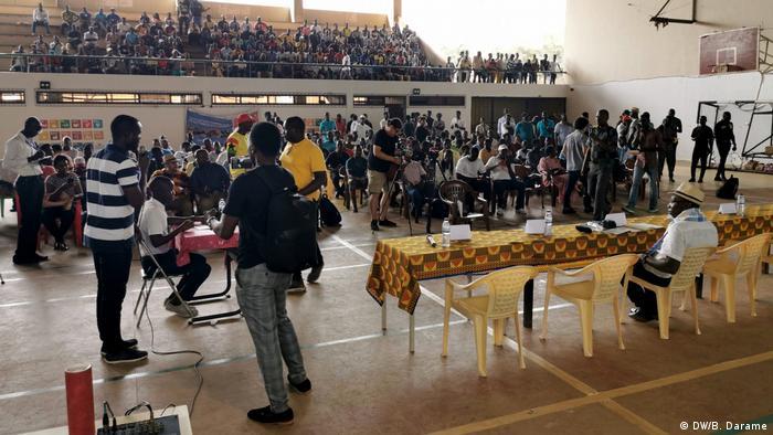 the civil society organization meetings