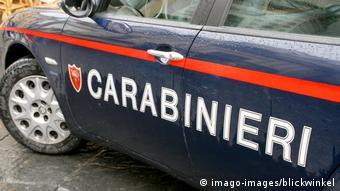 ιταλική αστυνομία, αυτοκίνητο