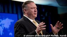 USA | Mike Pompeo | Israel Siedlungsbau legal