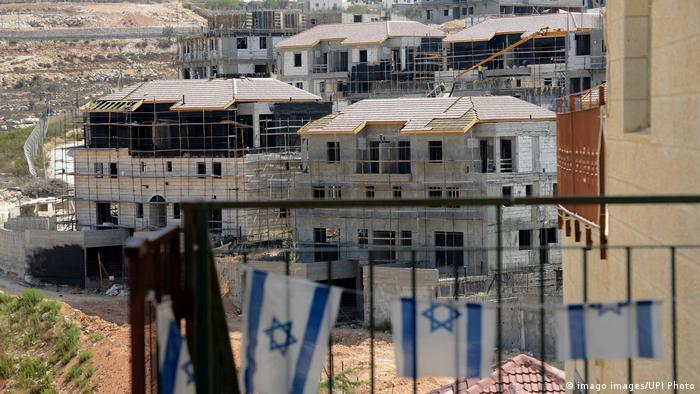 Israel | Siedlungsbau (imago images/UPI Photo)