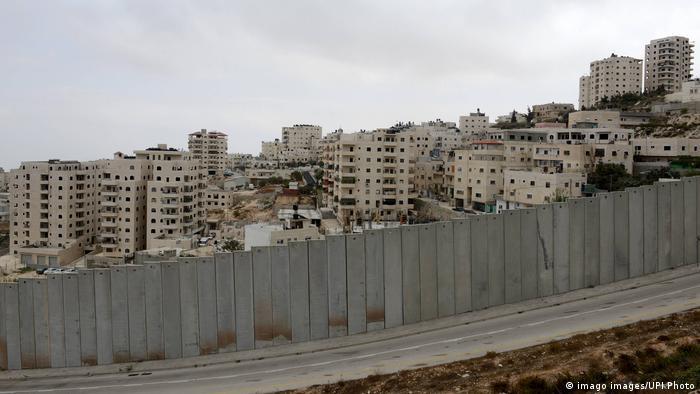 Israel   Siedlungsbau