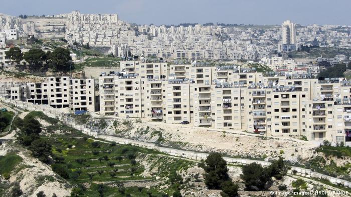 Israel | Siedlungsbau