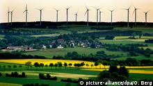 Windpark in NRW