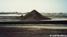 Chile Arica Giftmülldeponie der Firmen Boliden und Promel