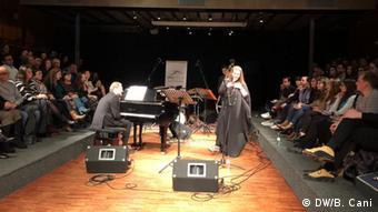 Band Rona Nishliu Quartett.