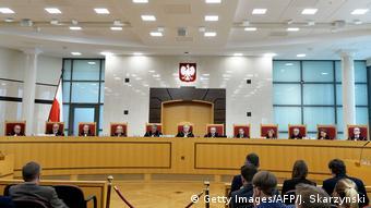 Το Συνταγματικό Δικαστήριο θεωρείται πλέον πειθήνιο όργανο του κυβερνώντος κόμματος PiS