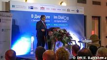 Sigmar Gabriel, Rede vor dem Deutsch-Russischen Forum in Moskau