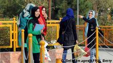Afghanistan Frauenpark in Kabul