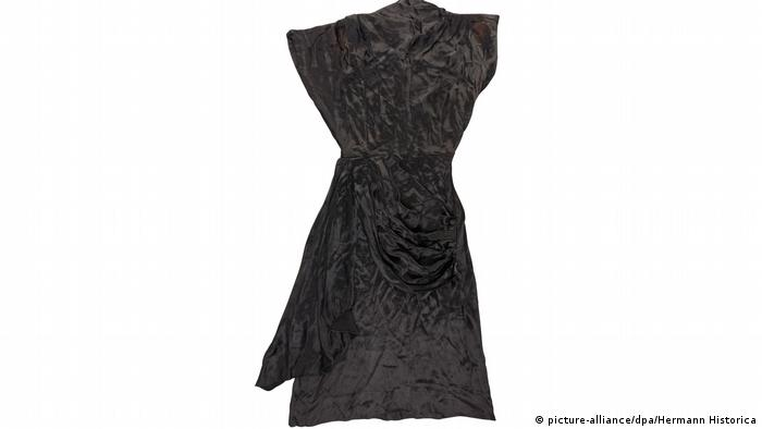 Cocktail dress belonging to Hitler's wife Eva Braun