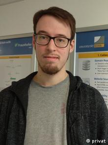 IT-Experte Fabian Marquardt