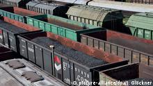 Verkehr - Eisenbahn in Russland