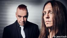 Till Lindemann und Peter Tägtgren