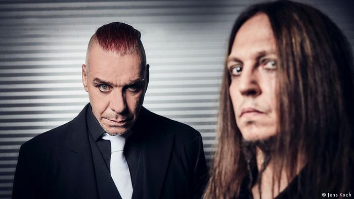Till Lindemann und Peter Tägtgren (Jens Koch)