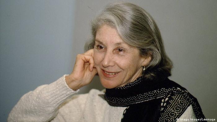 Südafrika Autorin Nadine Gordimer