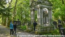 Germany, Jewish cemetery in Berlin (picture-alliance/Bildagentur-online/Schoening)