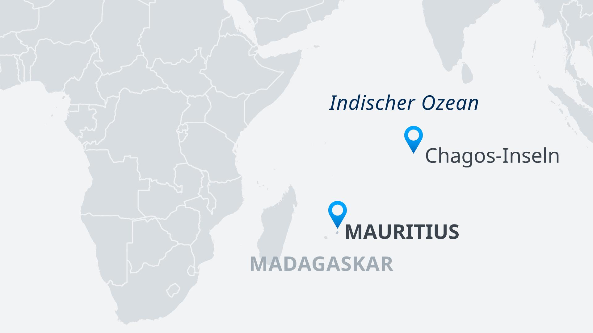 Otočje Chagos nalazi se usred Indijskog oceana