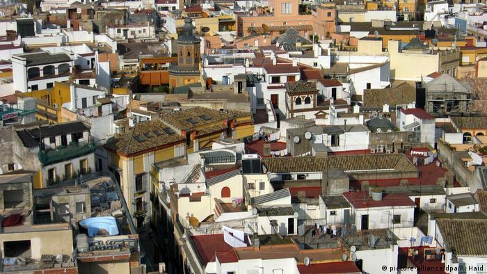 Севилья, столица Андалузии