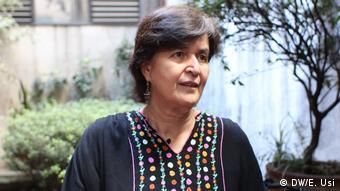 Dolores González Saravia, fundadora y directora de Serapaz.