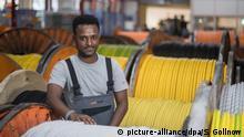 Deutschland | Symbolbild | Flüchtlinge in der Ausbildung