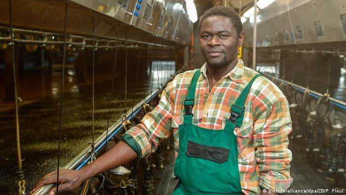 يد عاملة متخصصة أكثر من افريقيا ينبغي تكوينها في المانيا