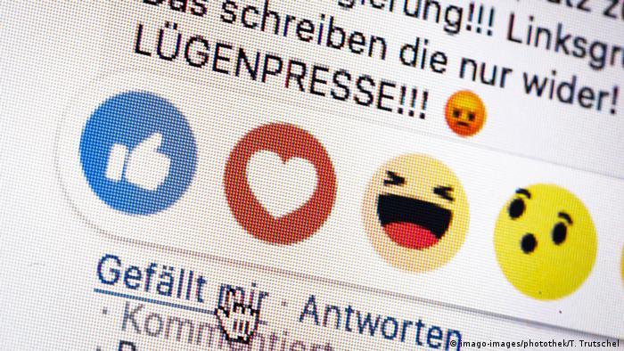 Symbolbild | Hatespeech (imago-images/photothek/T. Trutschel)