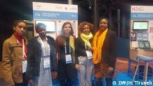 African Girls can code Initiative project Paris Peace Forum Author/ Foto by :Haimanot Tiruneh (DW Amharic correspondent) Schlagwörter: Paris, France, 19.11.2019