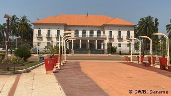 Guinea-Bissau Palast der Republik