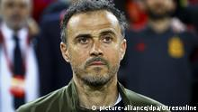 Spanien Luis Enrique, Fußball-Nationaltrainer (picture-alliance/dpa/Gtresonline)