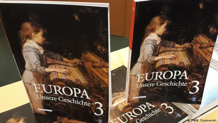 Trzeci tom podręcznika Europa. Nasza historia
