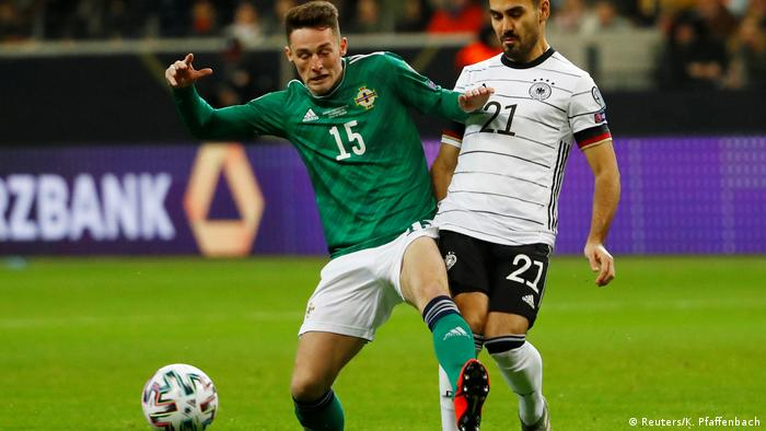 Euro 2020 Qualifying Germany Hit Northern Ireland For Six