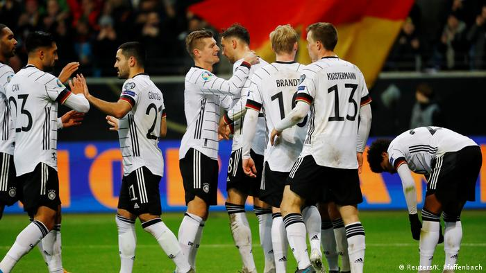 Winners and losers of Germany′s Euro 2020 qualifiying campaign | Sports| German  football and major international sports news | DW | 19.11.2019