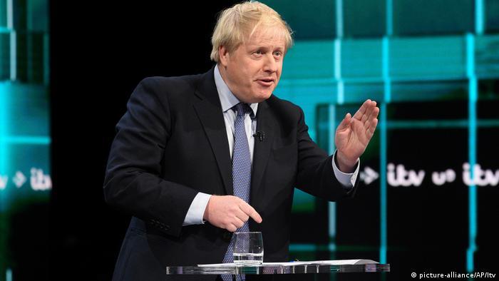 TV-Duell im Wahlkampf in Großbritannien | Johnson gegen Corbyn