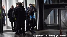 Ein Toter nach Messerstichen in Berliner Privatklinik Festnahme