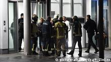 Ein Toter nach Messerstichen in Berliner Privatklinik (picture-alliance/dpa/P. Zinken)