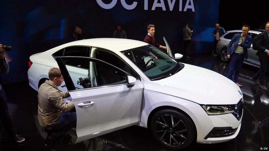 DW Sendung Motor mobil, drive it, al volante vom 27.11.2019 - Skoda Octavia