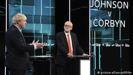 Βρετανία: Δεν έπεισαν Tζόνσον - Κόρμπιν στο πρώτο ντιμπέιτ