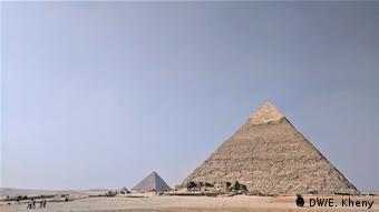 Die Chephren-Pyramide