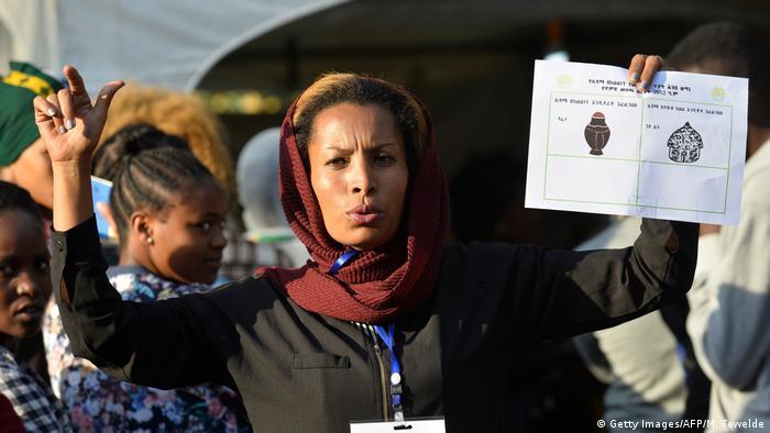 Äthiopien Sidama Referendum