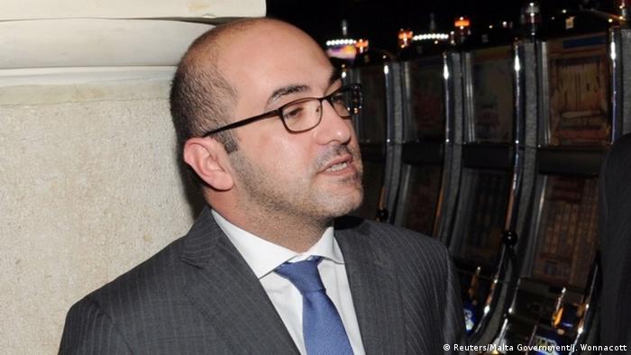 Malta Unternehmer Yorgen Fenech