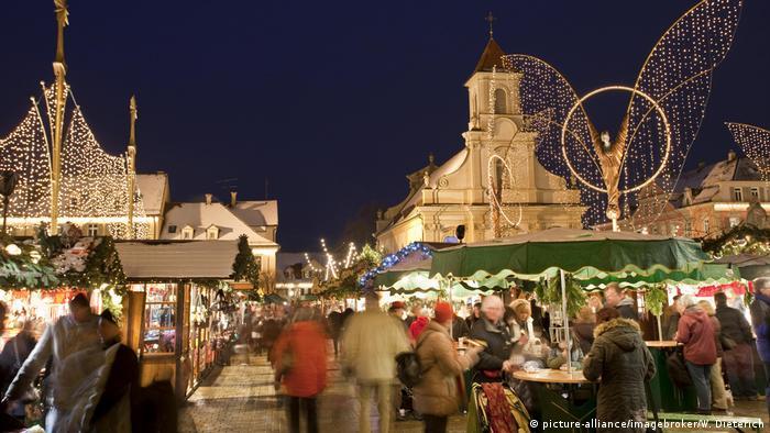 Weihnachtsmarkt Ludwigsburg (picture-alliance/imagebroker/W. Dieterich)