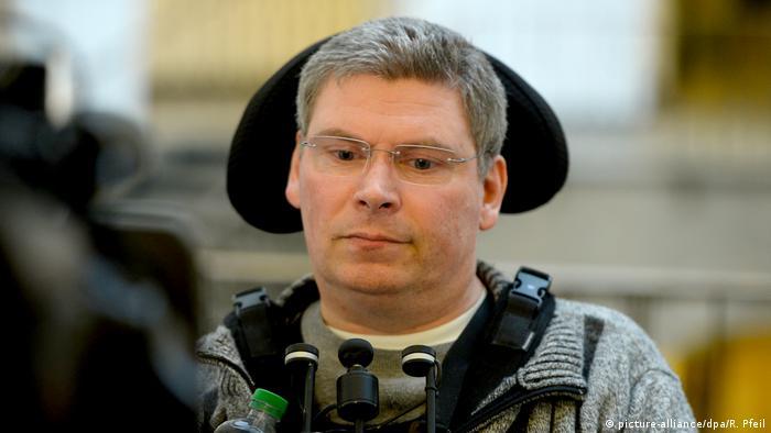Harald Mayer više ne želi živjeti