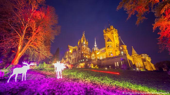 Deutschland Weihnachtsmarkt Schloss Drachenburg (Schloss Drachenburg gGmbH/Reinelt)