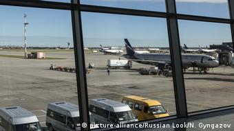 Из-за пандемии международные рейсы фактически прекращены