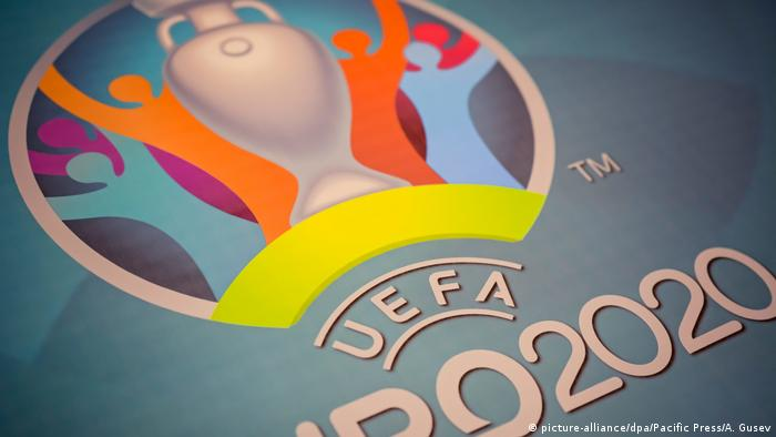 UEFA EURO 2020 | Logo (picture-alliance/dpa/Pacific Press/A. Gusev)