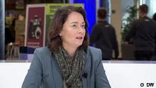 Magazin Studio Europa | Katarina Barley (EU Abgeordnete SPD und Zdzisław Krasnodębski PiS