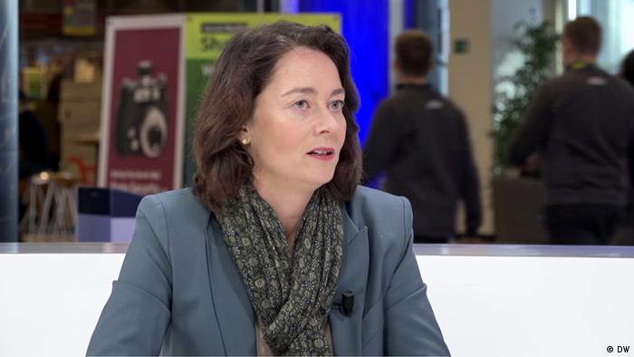 Magazin Studio Europa   Katarina Barley (EU Abgeordnete SPD und Zdzisław Krasnodębski PiS