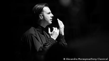 Dirigent Teodor Currentzis (Alexandra Muravyova/Sony Classical)