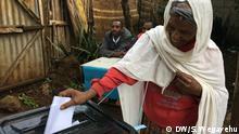 Äthiopien Yirgalem Sidama Referendum