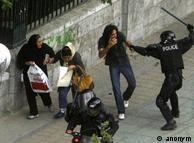 صحنههایی از  خشونت در رویدادهای پس از انتخابات
