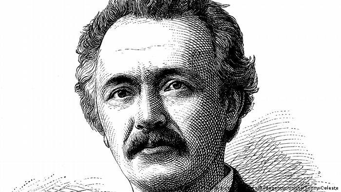 Heinrich Schliemann vivió de 1822 a 1890